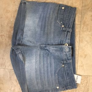 Brand new never worn Dkny jeans shorts